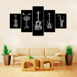Instruments Dave Matthews 5 Pieces Canvas