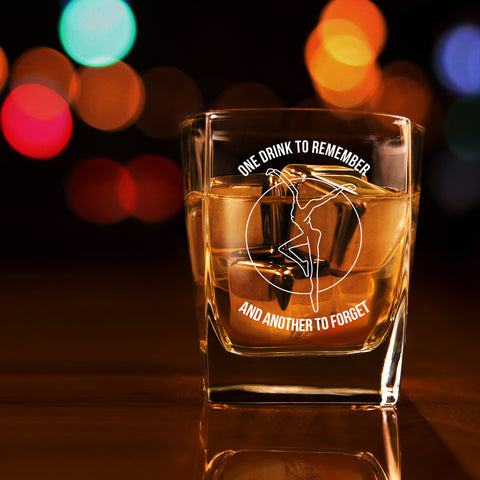 DMB Whiskey Glass