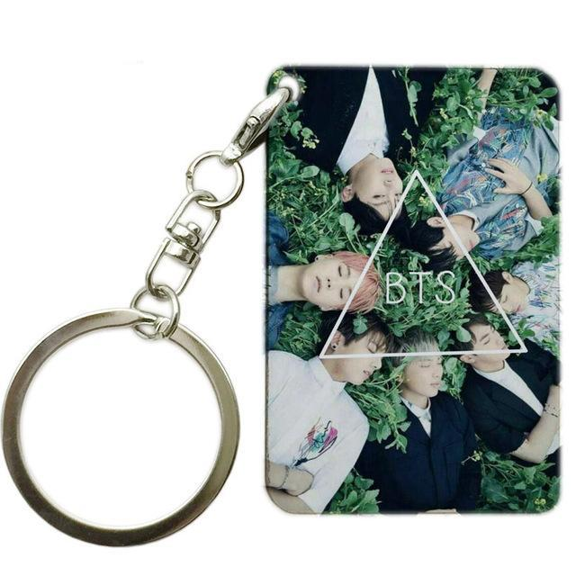 BTS New Keychain For Girl