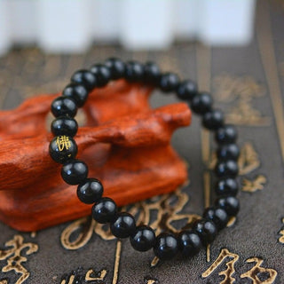 Wood Bracelets For Meditation
