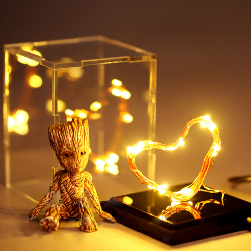 Guardians of the Galaxy Baby Groot Light Box