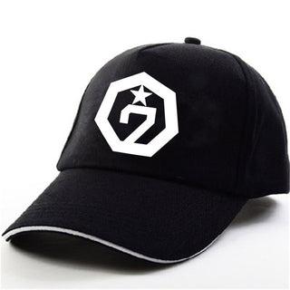 GOT7 Black Baseball Cap