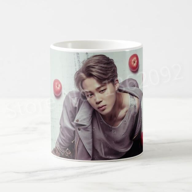 BTS Jimin Coffee Mug 11OZ