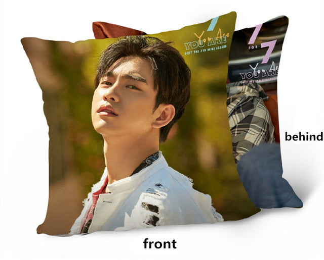 GOT7 Pillow
