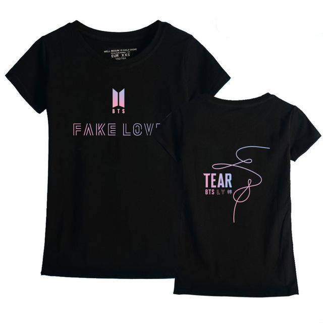 BTS Fake Love T- Shirt