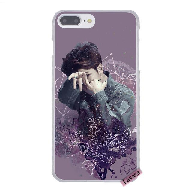BTS Love Yourself Fake Love Phone Case for Apple iPhone X ,8, 7, 6, 6S, 6 Plus Cover for iPhone X