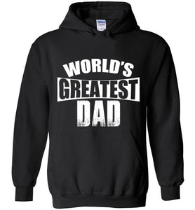 World's Greatest Dad Heavy Blend Hoodie
