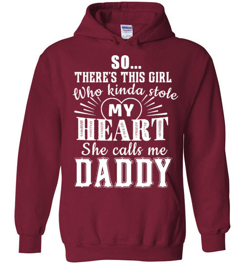 My Heart Calls Me Daddy
