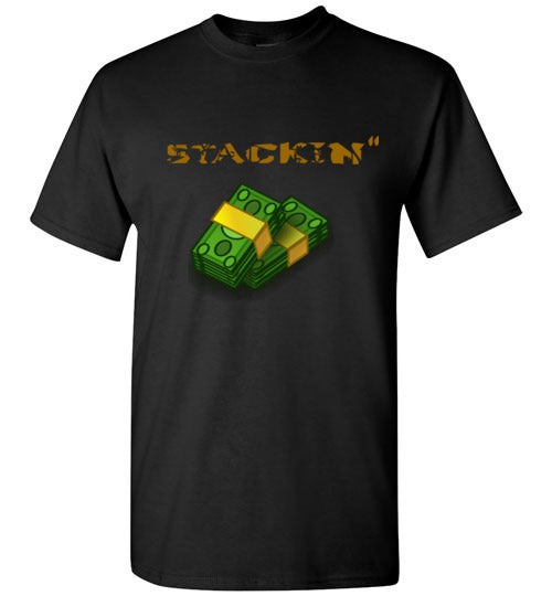 "Stackin"" Men's T-Shirt Various Colors"
