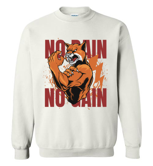 No Pain No Gain Men's Shirts Various Colors