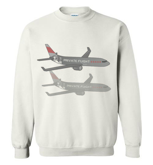 Private Flight Men's Shirts