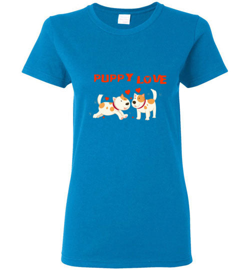 Puppy Love Women's T-Shirts