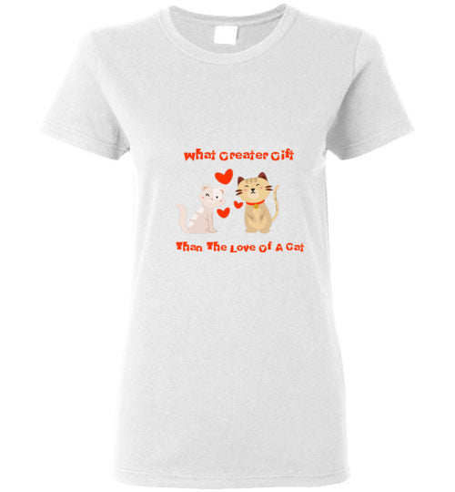 Love For A Cat T-Shirts