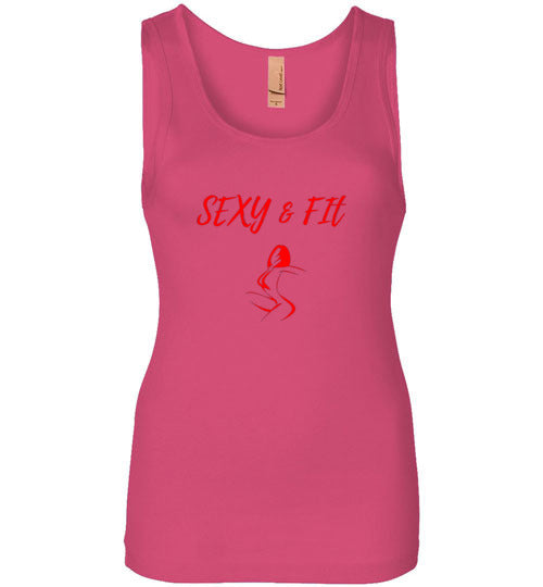 Sexy & Fit Women's Shirts Red Various Colors