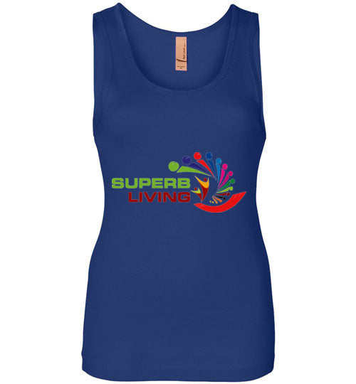 Superb Living Women's Tank Tops Various Colors