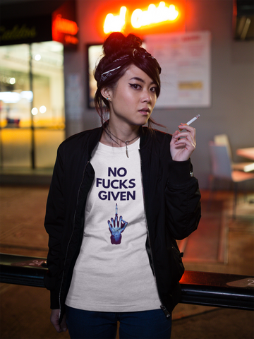 No Fucks Given Unisex T-Shirt