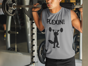 FLEXIN! Tank Top