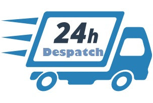 24 hours despatch