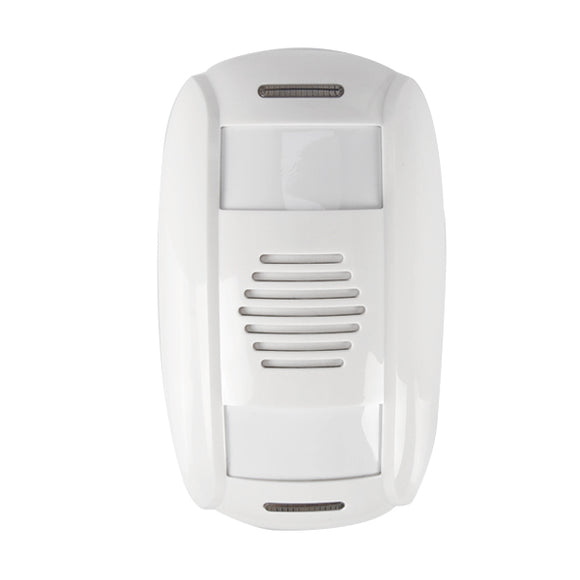 KERUI M55 Human Movement Wireless Welcome and Burglar Alarm Music Doorbell Two-Way Chime 433MHz