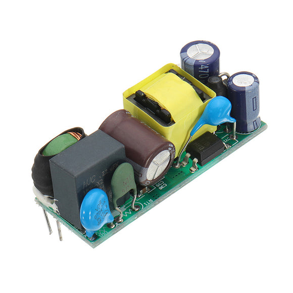 AC-DC 220V To 12V 0.5A Power Supply Module Bare Board
