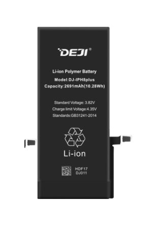 Replacement Battery for iPhone 8 Plus, 2030mAh