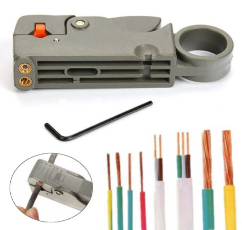 Must have, Wire Stripper Clamp Cutting Tool Cutter