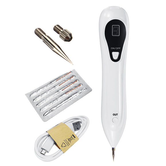Laser Freckle Removal Machine Skin Mole Removal Pen Spot Remover Remaval Pen Beauty Machine Pen