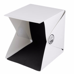 Brand New, Pack and Go, LED Portable Mini Photo Studio (40 cm x 40cm x 40 cm )