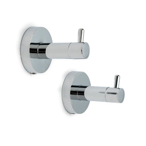 Hook Chrome Plated 2pcs