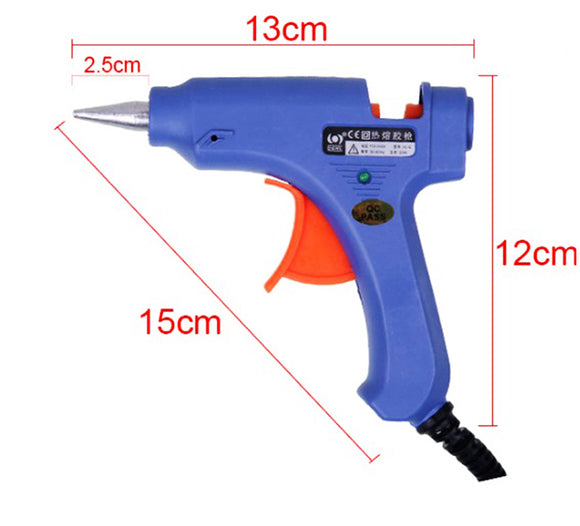 60W 100-240V Electric Heating Machine Hot Melt Glue Gun Hot Glue Gun