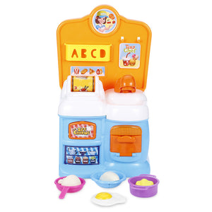 Flytec D230 Emulational Wash Vegetable Table Toy Pretend Play Toys For Kid Life Skills Training