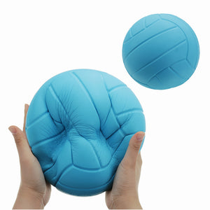 Huge Volleyball Squishy 8in 20CM Giant Slow Rising Toy Cartoon Gift Collection