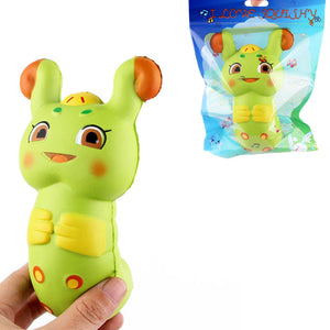 Caterpillar Squishy 14.5*7CM Soft Slow Rising With Packaging Collection Gift Toy