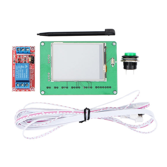 JZ-TS24 2.4 inch Full Color LCD Touch Display Screen