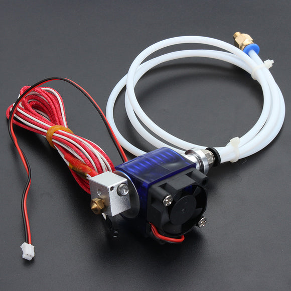 1.75mm 0.4mm Filament Bowden Extruder J-head Hotend For 3D Printer Part
