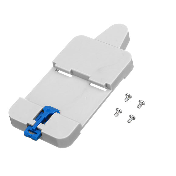 10Pcs SONOFF DR DIN Rail Tray Adjustable Mounted Rail Case Holder Solution Module
