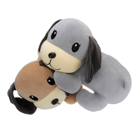 45cm 18 Stuffed Plush Toy Lovely Puppy Dog Kid Friend Sleeping Toy Gift
