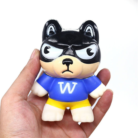 Werewolf Squishy 10.6*8.2CM Soft Slow Rising With Packaging Collection Gift Toy