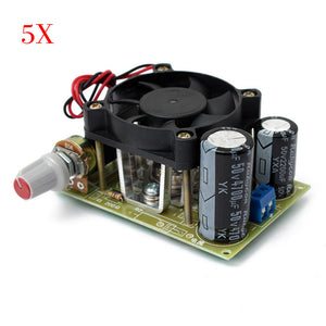 5pcs LM338K DC 3V To 36V 2A 50W High Power Adjustable Regulated Power Supply Module
