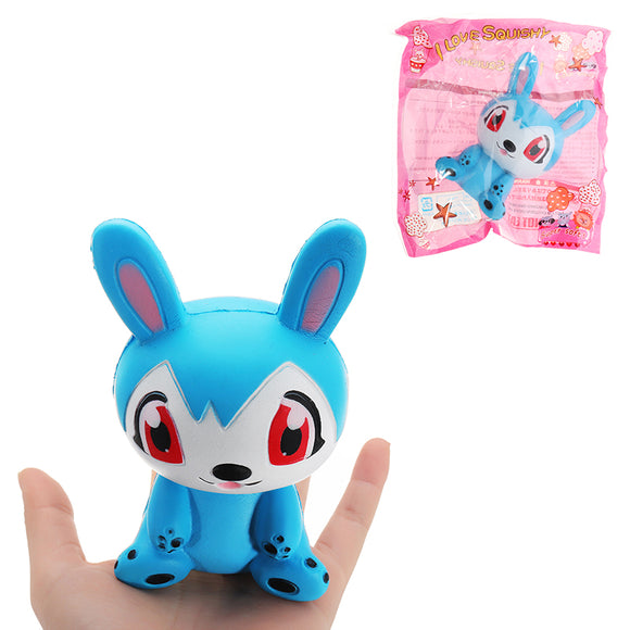 Squishy Rabbit 12cm Slow Rising Toy With Packing Bag Gift Collection Scented Animal Toy