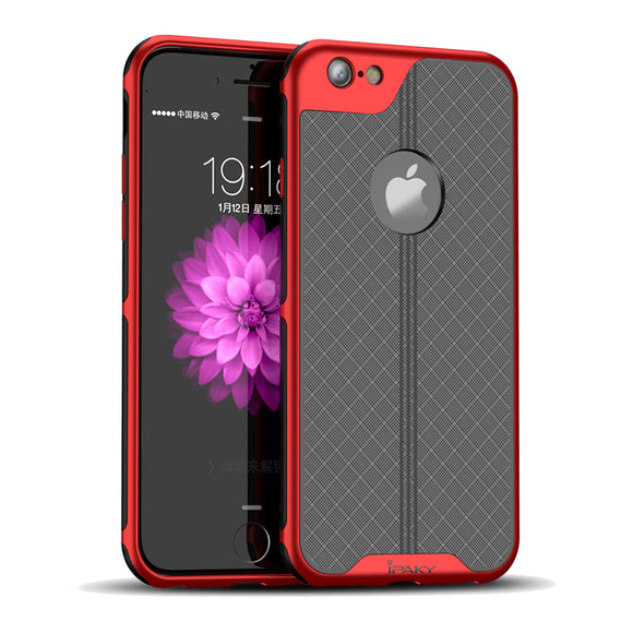 iPaky Plating Anti Fingerprint Protective Case For iPhone 7/iPhone 8 Heat Dissipation Hard PC
