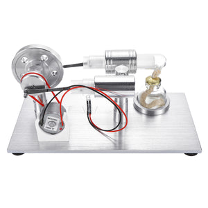 Stirling Engine Model Kit Laboratory Experiment Developmental t Toy