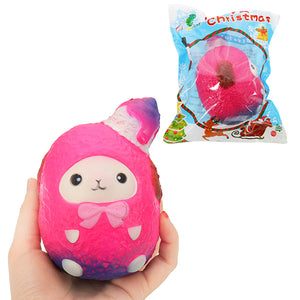 Chameleon Chocolate Sheep Squishy 13CM Slow Rising With Packaging Collection Gift Soft Toy