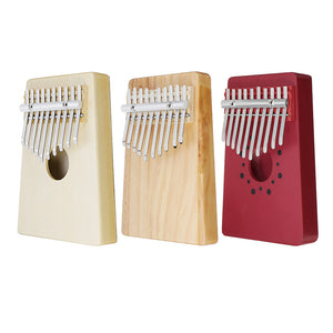 10 Keys Kalimba Wooden Thumb Piano Finger Percussion