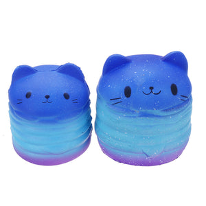 Hamburger Cat Squishy 9.8*8CM/ 11*10CM Slow Rising Collection Gift Soft Toy