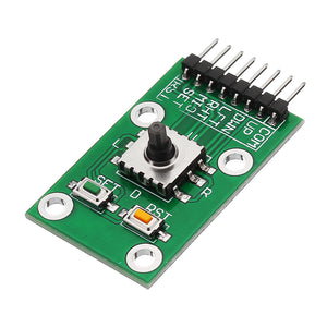 5pcs Five Direction Navigation Button Module For MCU AVR 5D Rocker Joystick Game Push Button