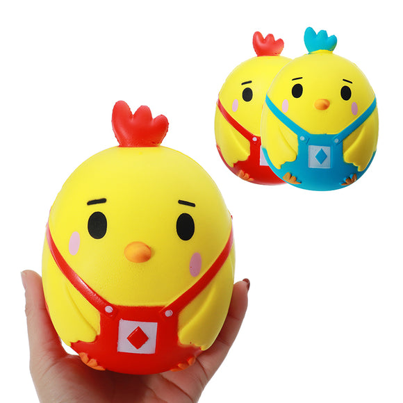 Strap Chicken Squishy 14CM Slow Rising Phone Strap Pendant Sweet Cream Scented Bread Cake Kid Toy
