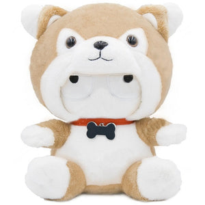 XIAOMI MITU Stuffed Plush Toy Make Up Soft Cute Puppy Doll Kid Gift Fan's Collection Kawaii Gift