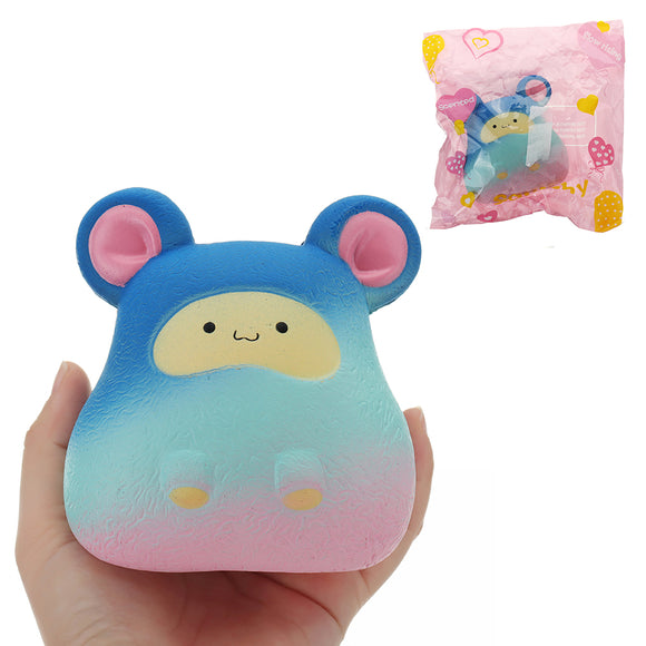 Kaka Rat Squishy 15CM Slow Rising With Packaging Collection Gift Soft Toy