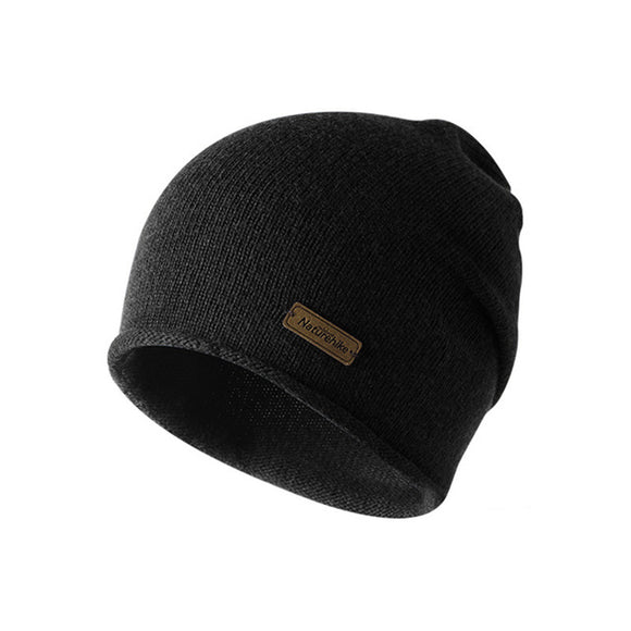 Naturehike Outdoor Sports Caps Windproof Wool Knitted Thermal Hiking Caps Ski Cycling Running Hat
